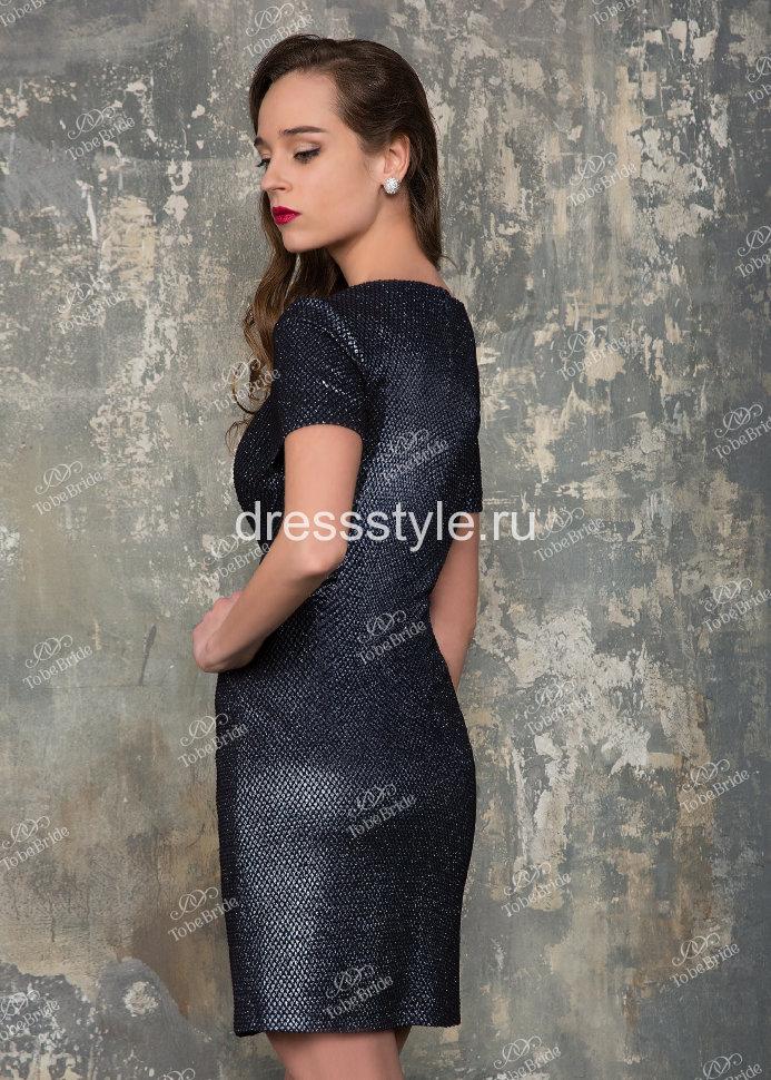 32052dc11d0 Короткое вечернее платье-футляр ND051B купить в интернет-магазине ...