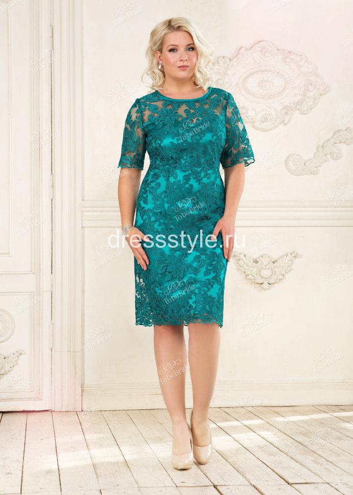 40f986223f5 Вечернее короткое платье-футляр бирюзового цвета ND069B купить в ...