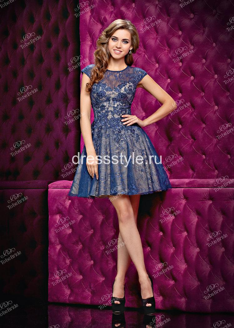 Платье короткое коктейльное до 3000
